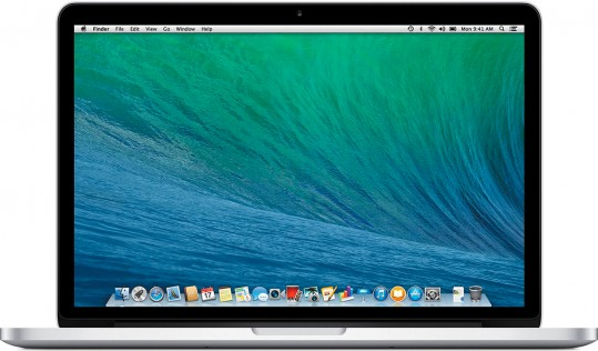 "Apple MacBook Pro 13"" with Retina display 2013 (ME865)"