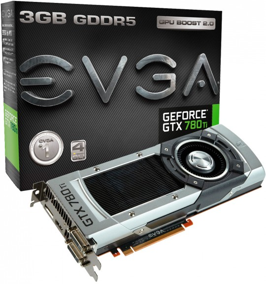 EVGA GeForce GTX780 Ti