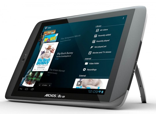 Archos 80 G9 Turbo ICS 8 GB