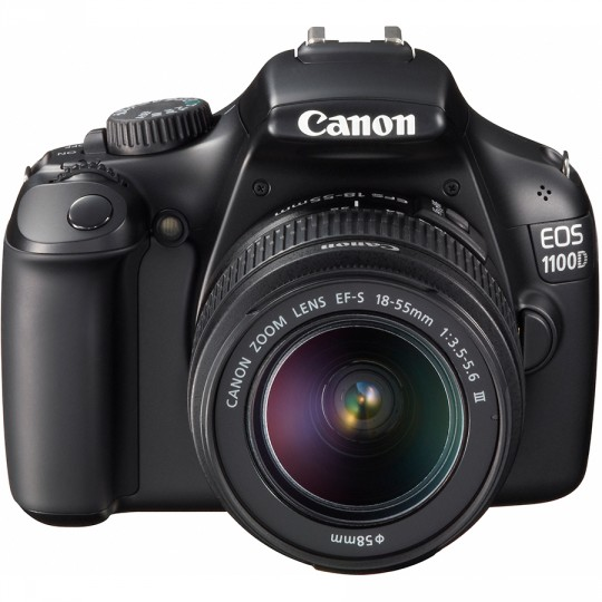 Canon EOS 1100D kit (18-55mm IS) II