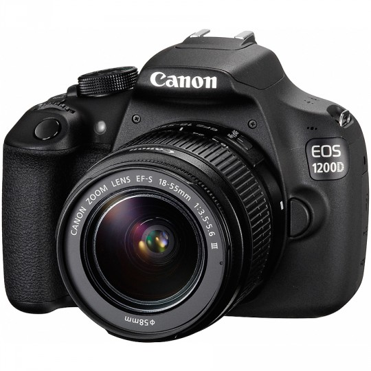 Canon EOS 1200D kit (18-55mm IS) II