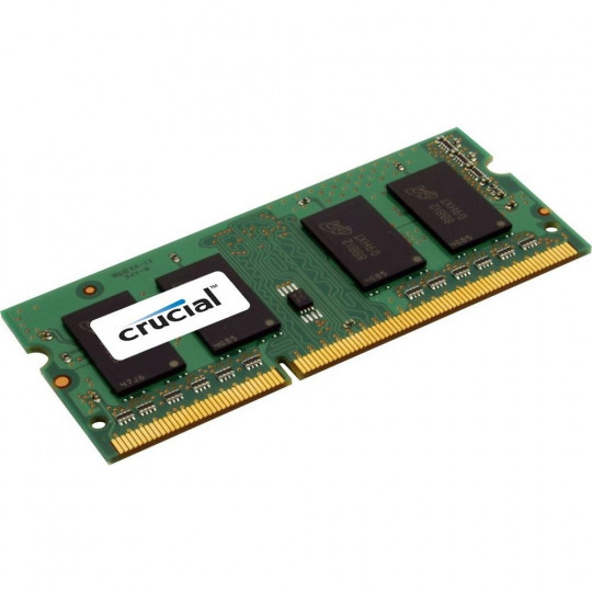 Crucial 4 GB SO-DIMM DDR3L 1600 MHz (CT4G3S160BMCEU)