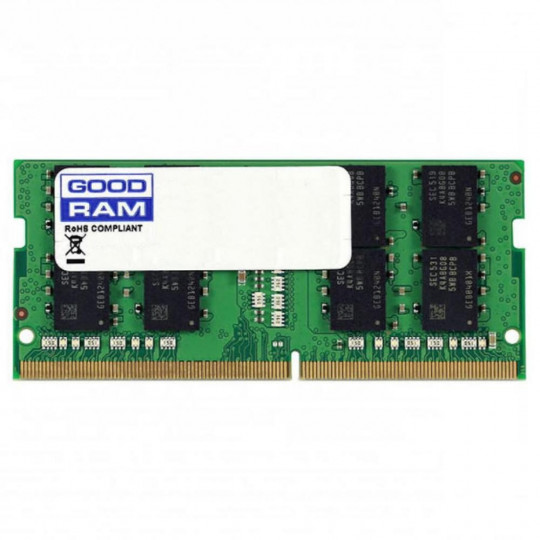 GOODRAM 8 GB SO-DIMM DDR4 2133 MHz (GR2133S464L15S/8G)