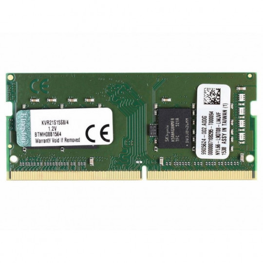 Kingston 8 GB SO-DIMM DDR4 2133 MHz (KVR21S15S8/8)